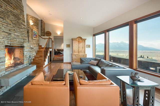 3923 N Long View Lane, Jackson, WY 83001 (MLS #20-947) :: West Group Real Estate