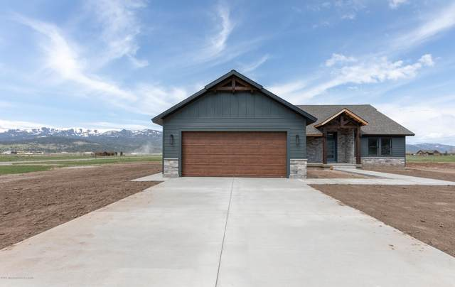 152 Aster Loop, Alpine, WY 83128 (MLS #20-985) :: West Group Real Estate