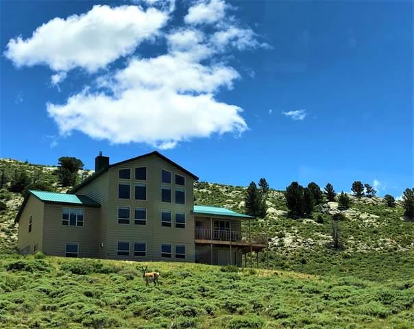 65 E Pine Dr, Kemmerer, WY 83101 (MLS #20-988) :: West Group Real Estate