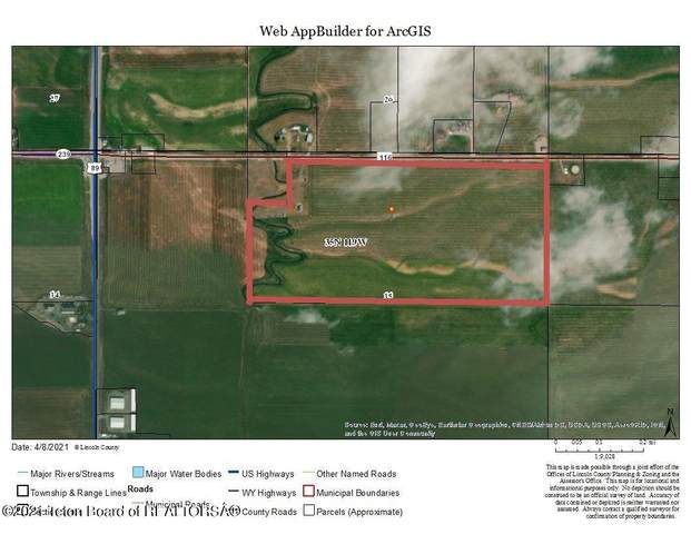 Co Rd 116, Freedom, WY 83120 (MLS #21-1010) :: Sage Realty Group