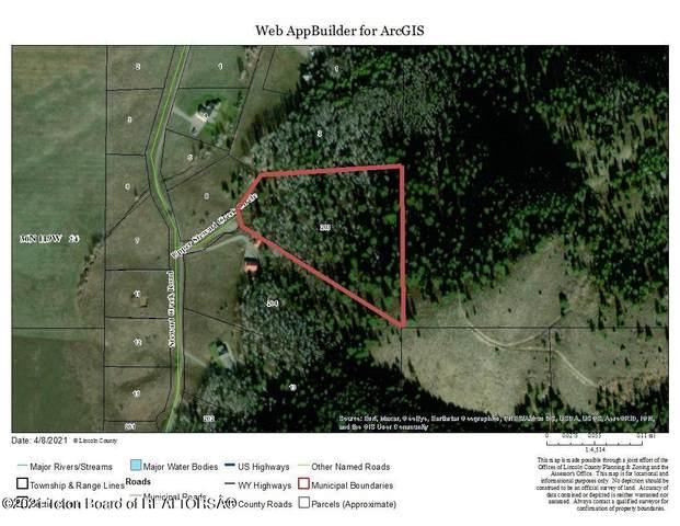 203 Upper Stewart Creek Circle, Etna, WY 83118 (MLS #21-1012) :: Coldwell Banker Mountain Properties