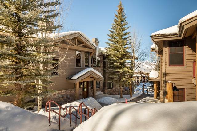 535 Snow King Loop #354, Jackson, WY 83001 (MLS #21-1020) :: West Group Real Estate