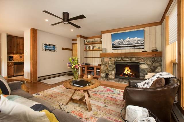 Address Not Published, Teton Village, WY 83025 (MLS #21-1021) :: West Group Real Estate