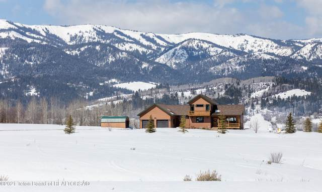 42 Meagan Rd, Alpine, WY 83128 (MLS #21-1042) :: Coldwell Banker Mountain Properties