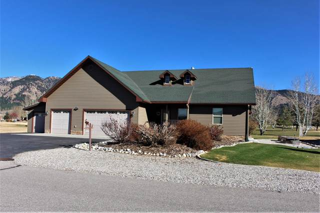 161 Country Club Way, Thayne, WY 83127 (MLS #21-1045) :: West Group Real Estate