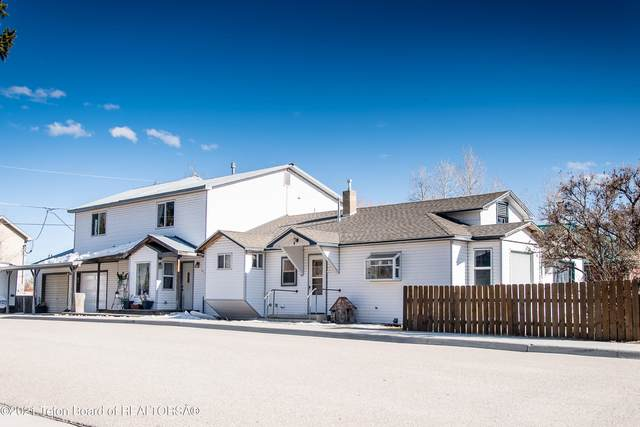307 S Fremont Ave, Pinedale, WY 83113 (MLS #21-1048) :: West Group Real Estate