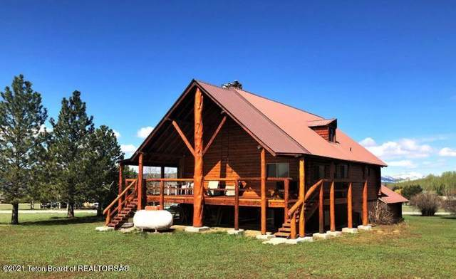 25 Alta Dr, Star Valley Ranch, WY 83127 (MLS #21-1054) :: Sage Realty Group