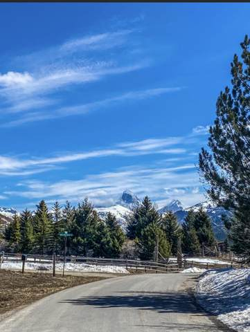 435 TARGHEE TOWNE ROAD, Alta, WY 83414 (MLS #21-1066) :: Sage Realty Group