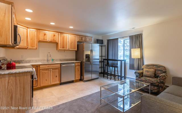 55 Virginian Lane 55-4, Jackson, WY 83001 (MLS #21-1070) :: Sage Realty Group