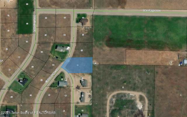 LOT 21 Little Grey's Loop, Etna, WY 83118 (MLS #21-1080) :: West Group Real Estate