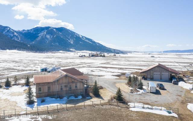 57 Rodeo Ln, Etna, WY 83118 (MLS #21-1107) :: West Group Real Estate