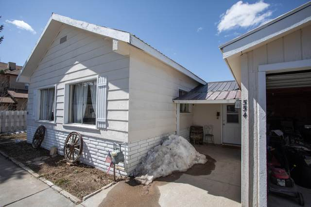 554 Adams St., Afton, WY 83110 (MLS #21-1111) :: West Group Real Estate