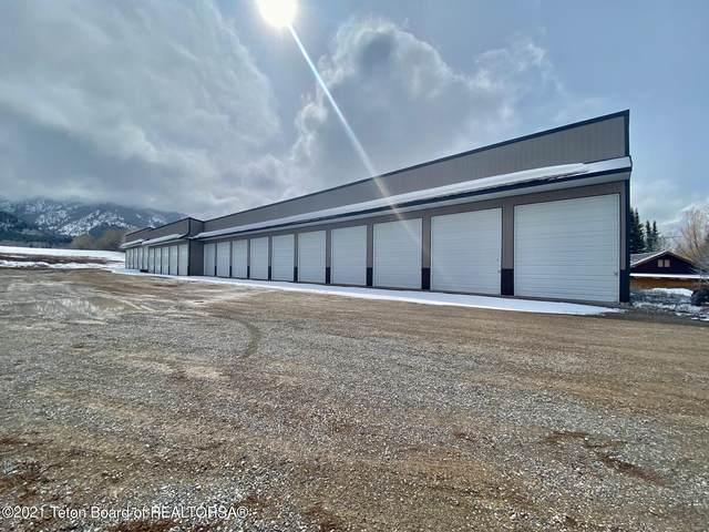 4500 Co Rd 117, Thayne, WY 83127 (MLS #21-1116) :: West Group Real Estate