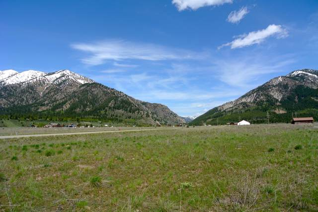 LOT #146 Sweetgrass Trail, Alpine, WY 83128 (MLS #21-1121) :: West Group Real Estate