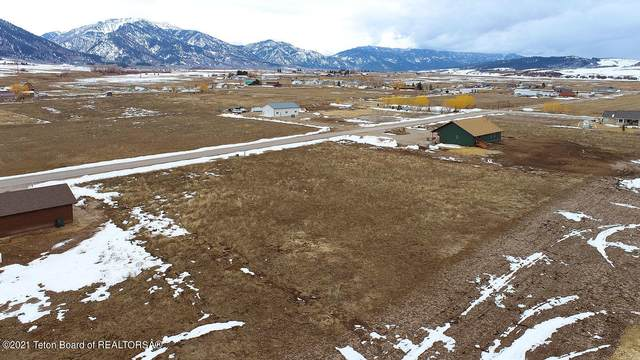 LOT 23 East Circle Drive, Thayne, WY 83127 (MLS #21-1143) :: West Group Real Estate