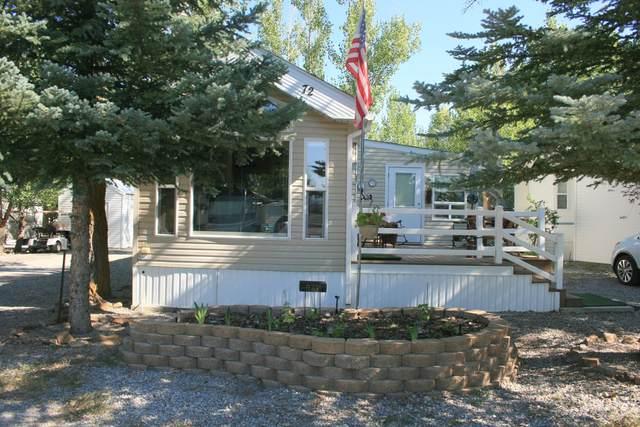 72 Muleshoe Rd, Thayne, WY 83127 (MLS #21-1149) :: Sage Realty Group