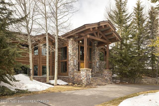 1405 N Gannett Rd, Jackson, WY 83001 (MLS #21-1150) :: West Group Real Estate