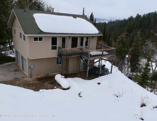 141 Redwood Cir, Star Valley Ranch, WY 83127 (MLS #21-1153) :: West Group Real Estate
