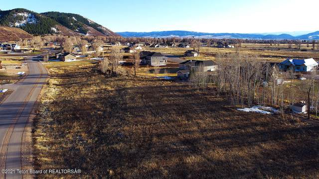 LOT 70 Rockbridge Drive, Afton, WY 83110 (MLS #21-1156) :: West Group Real Estate