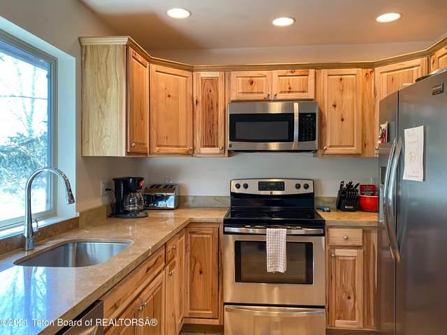 67 Virginian Lane 67-6, Jackson, WY 83001 (MLS #21-1167) :: Sage Realty Group