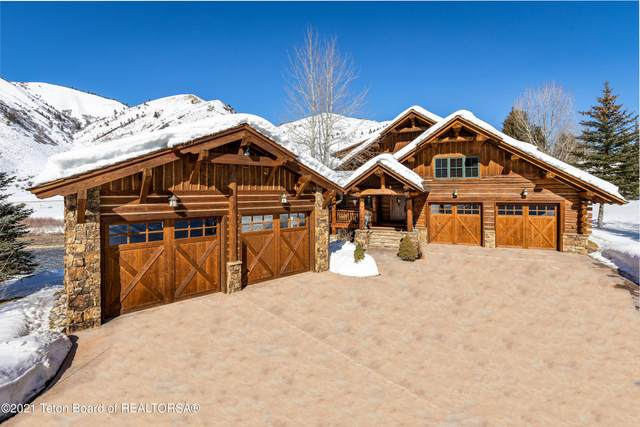 365 Johnny Counts Rd, Jackson, WY 83001 (MLS #21-1191) :: West Group Real Estate