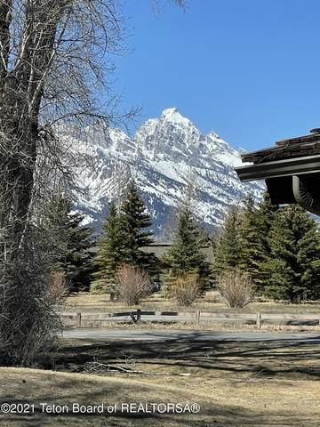 525 E Golf Creek Lane #36, Jackson, WY 83001 (MLS #21-1219) :: Coldwell Banker Mountain Properties
