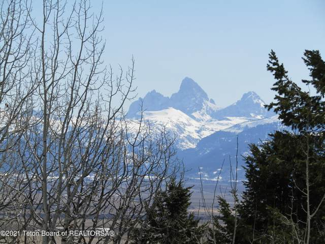 3323 Aspen Dr, Tetonia, ID 83452 (MLS #21-1235) :: Coldwell Banker Mountain Properties