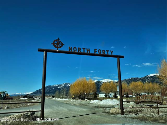 North Forty Drive, Thayne, WY 83127 (MLS #21-1267) :: Coldwell Banker Mountain Properties