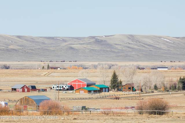 128 South Bench, Pinedale, WY 82941 (MLS #21-1272) :: West Group Real Estate