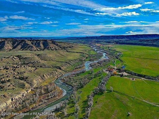 Address Not Published, Meeteetse, WY 82433 (MLS #21-1301) :: Coldwell Banker Mountain Properties