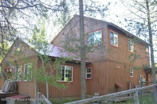3850 Wn Fall Creek Rd, Wilson, WY 83014 (MLS #21-131) :: Sage Realty Group