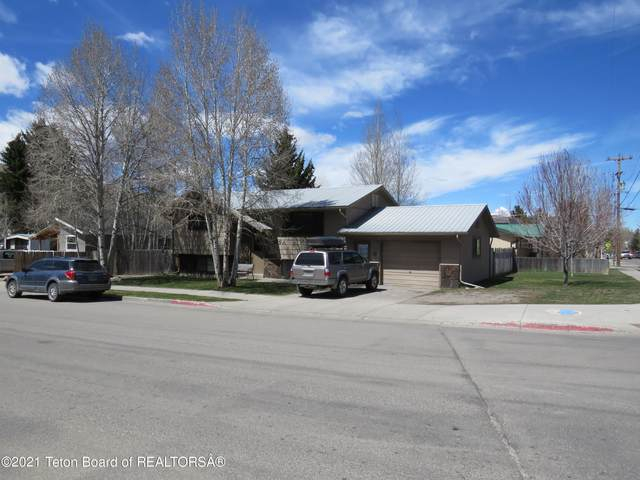 Address Not Published, Jackson, WY 83001 (MLS #21-1329) :: West Group Real Estate
