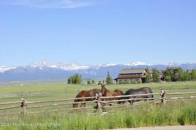 9560 River Rim Ranch Way, Tetonia, ID 83452 (MLS #21-1335) :: West Group Real Estate