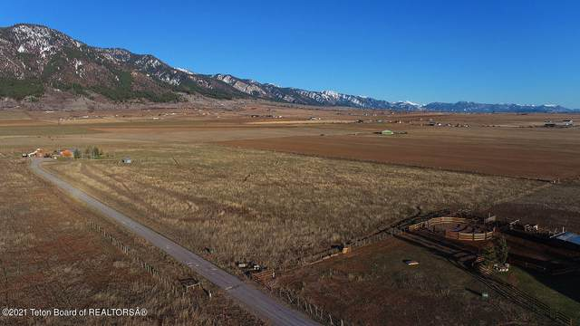 10 ACRES Stevens Lane, Etna, WY 83120 (MLS #21-1339) :: West Group Real Estate