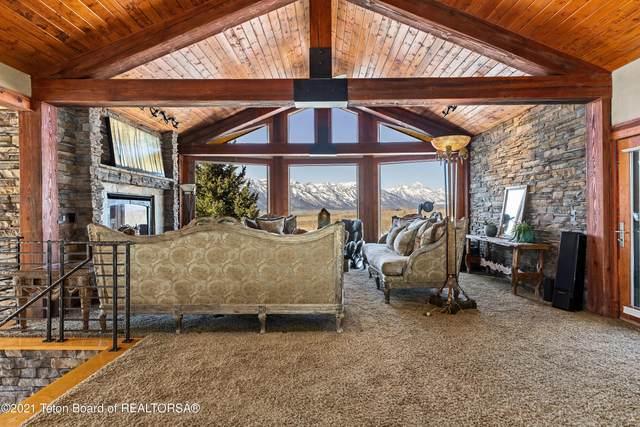 820 N Bar Y Rd, Jackson, WY 83001 (MLS #21-1341) :: West Group Real Estate