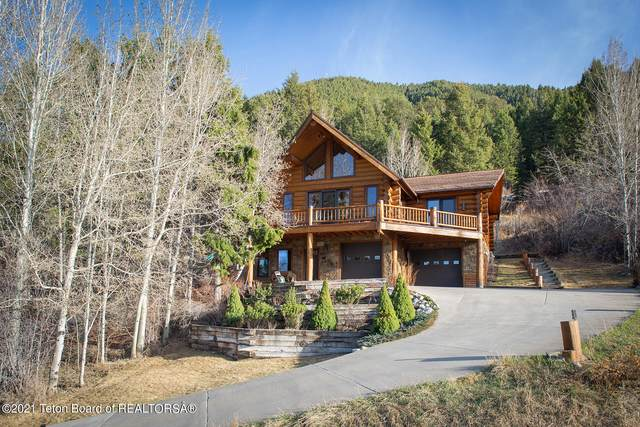 270 Spruce Drive, Jackson, WY 83001 (MLS #21-1345) :: West Group Real Estate