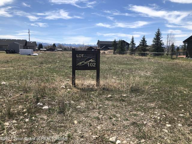 906 Easy St, Driggs, ID 83422 (MLS #21-1349) :: West Group Real Estate