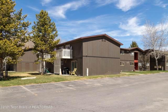 750 Powderhorn I-3, Jackson, WY 83001 (MLS #21-1350) :: West Group Real Estate