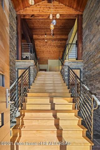 820 N Bar Y Rd, Jackson, WY 83001 (MLS #21-1352) :: West Group Real Estate