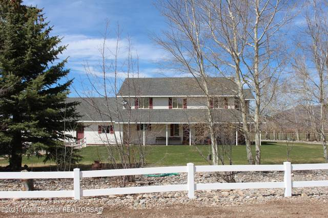 221 Jay Bob Ln, Afton, WY 83110 (MLS #21-1362) :: West Group Real Estate