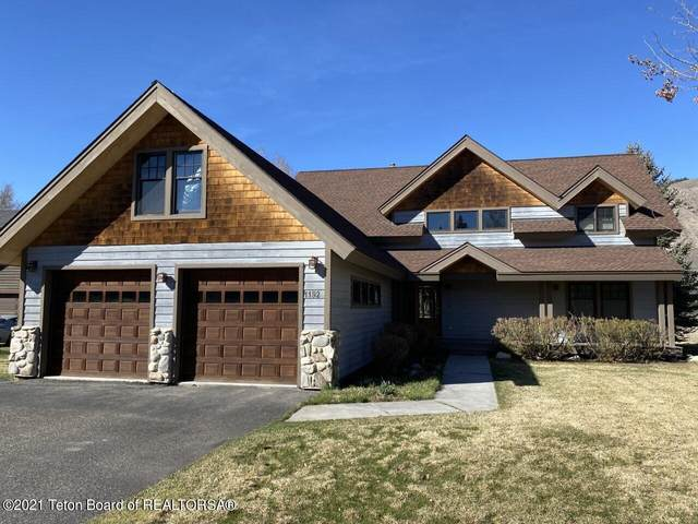 1192 Melody Crk, Jackson, WY 83002 (MLS #21-1372) :: West Group Real Estate