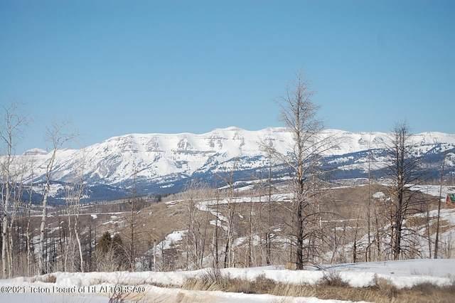 TBD Rim Road, Bondurant, WY 82922 (MLS #21-1377) :: Coldwell Banker Mountain Properties
