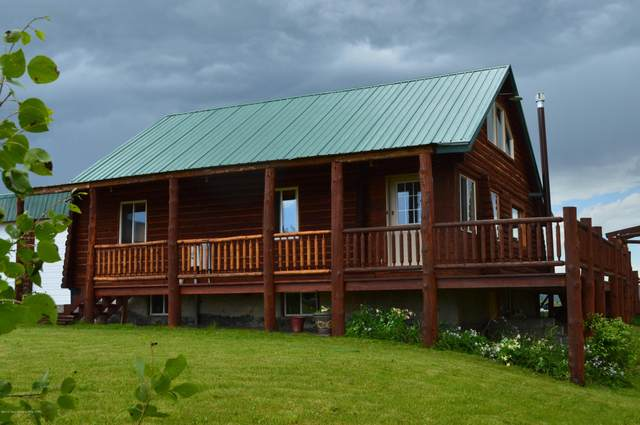 56 Spackman Ln, Afton, WY 83110 (MLS #21-1378) :: West Group Real Estate