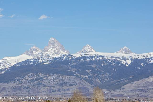 99999 Big Hole Views Dr, Driggs, ID 83422 (MLS #21-1382) :: Coldwell Banker Mountain Properties