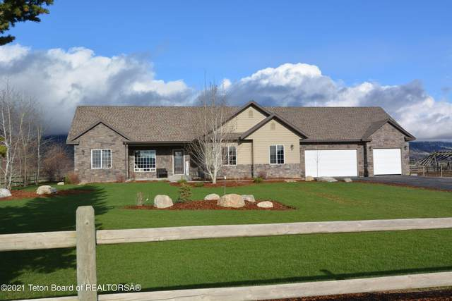 1084 Muddy String Rd., Thayne, WY 83127 (MLS #21-1388) :: West Group Real Estate