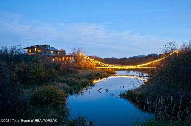 860 N Fall Creek Road, Wilson, WY 83014 (MLS #21-1398) :: West Group Real Estate