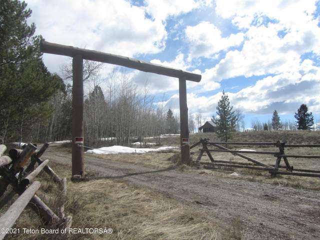 107 Mountain View Dr, Bondurant, WY 82922 (MLS #21-1400) :: Coldwell Banker Mountain Properties