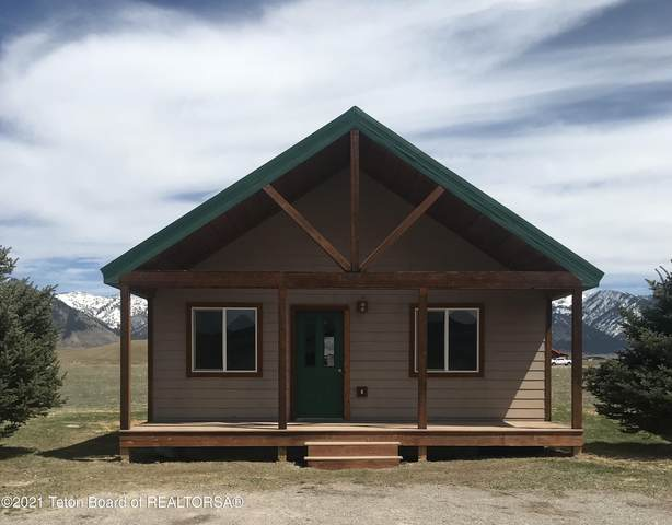 263 Friesian Cir #5, Thayne, WY 83127 (MLS #21-1421) :: Coldwell Banker Mountain Properties