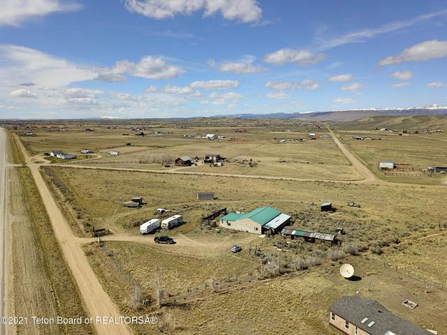 45 Frontage Rd, Boulder, WY 82923 (MLS #21-1426) :: Coldwell Banker Mountain Properties