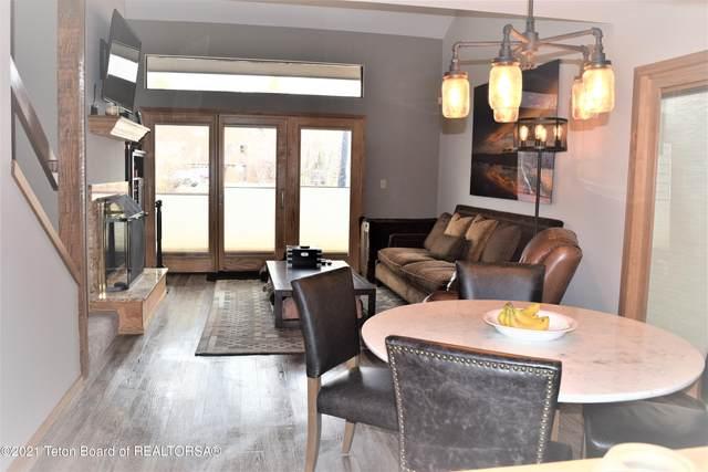 3630 Teton Drive #1715, Wilson, WY 83014 (MLS #21-1430) :: Coldwell Banker Mountain Properties